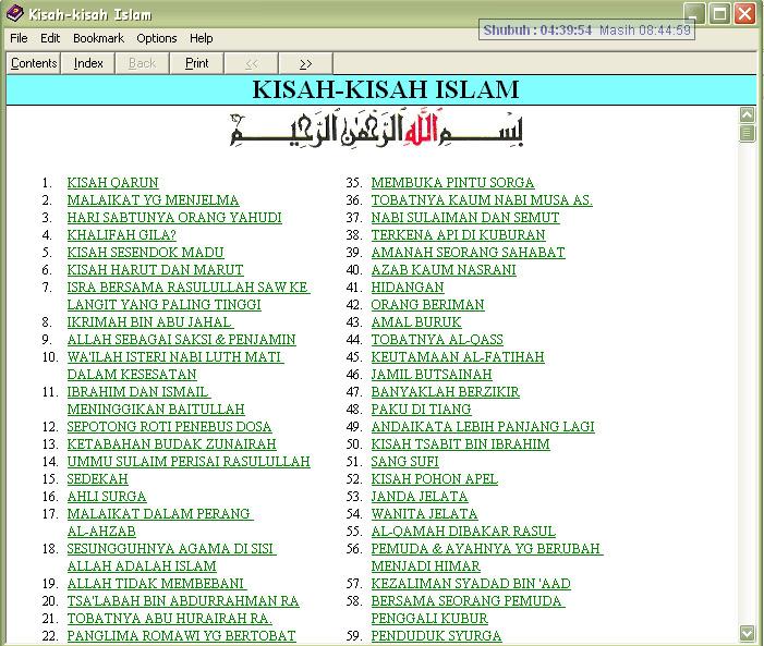 kisah-kisah islam